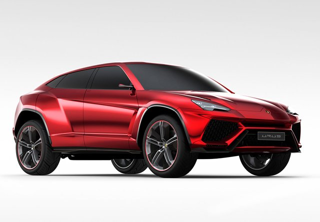 Lamborghini Urus Concept The Awesomer