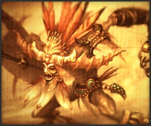 Diablo III: The Witch Doctor