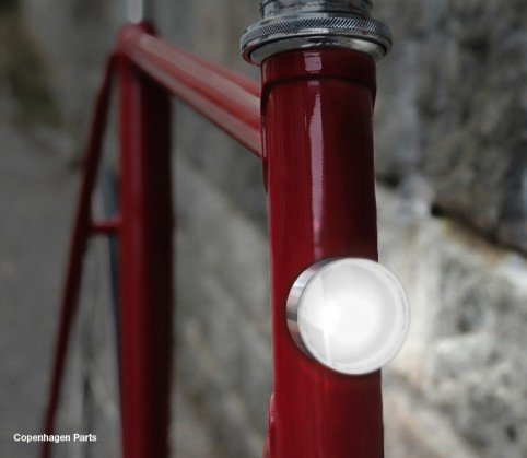 Magnetic Bike Lights