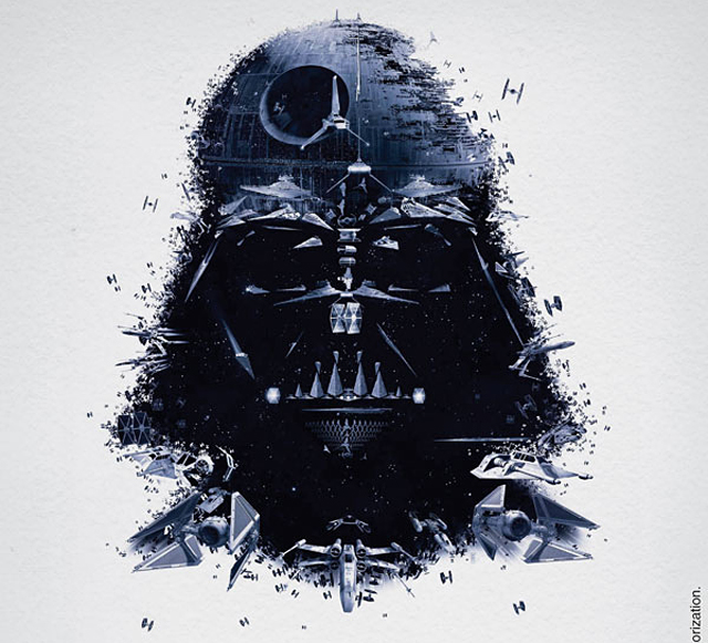 Star Wars Identities Posters