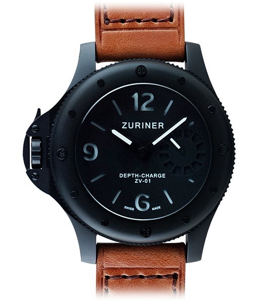 Zuriner Depth-Charge ZV-01