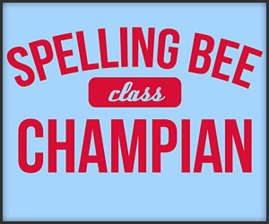 Spelling Bee T-Shirt