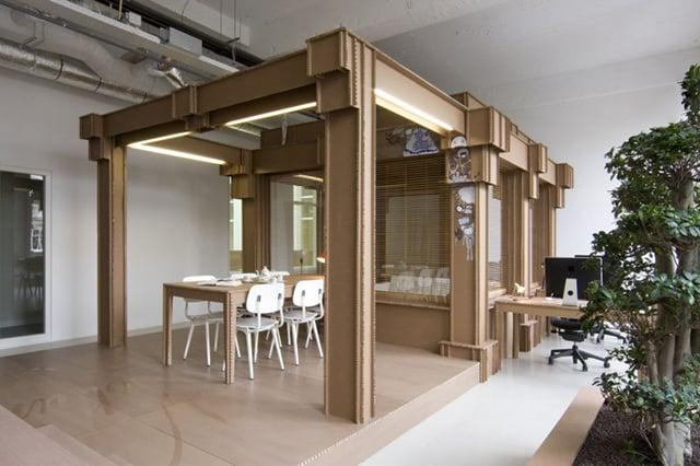 The Cardboard Office