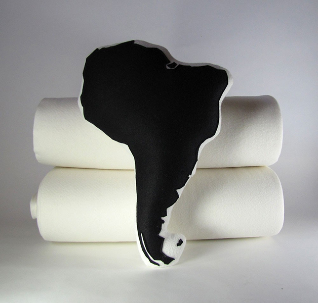 States and Countries Pillows