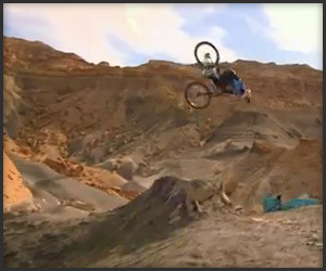 Freeride Double Backflip