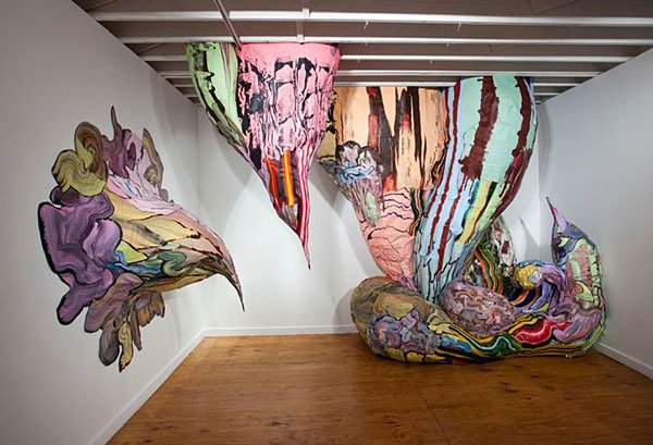 Henrique Oliveira Art
