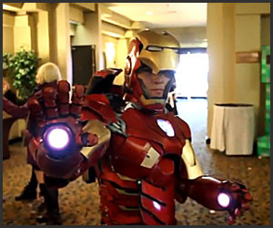 Iron Man Mk 7 Cosplay