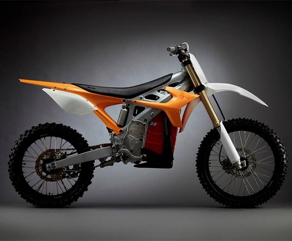 BRD RedShift Motorbikes