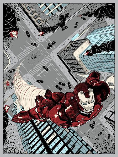 Avengers Art Show
