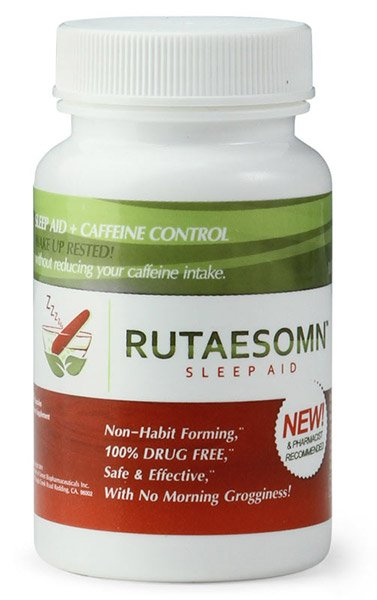 Rutaesomn Chill Pills