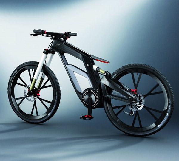 Audi's Wörthersee E-bike