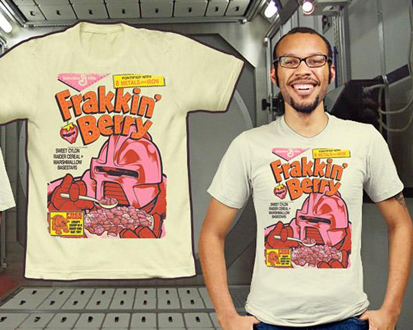 Frakkin' Berry (T-Shirt)