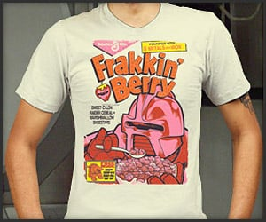 Frakkin' Berry (T-Shirt)