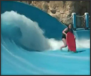 How Not to Use a Waterslide