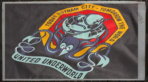 United Underworld Tee & Hoodie