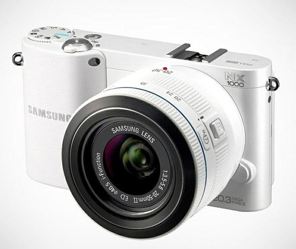 Samsung NX1000 Camera