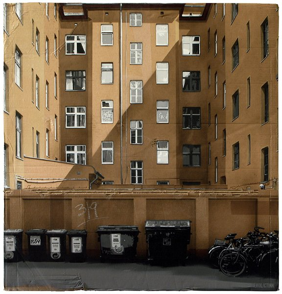 Cardboard Apartments