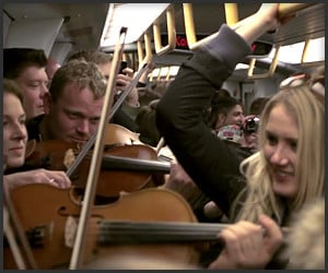 Copenhagen Orchestra Flash Mob