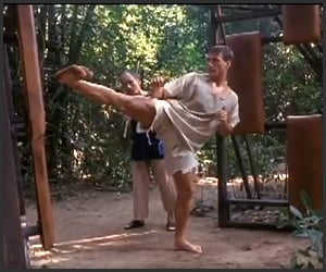 Kickboxer: Just the Kicking