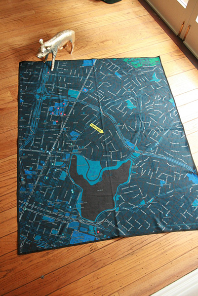 Soft Cities Blankets