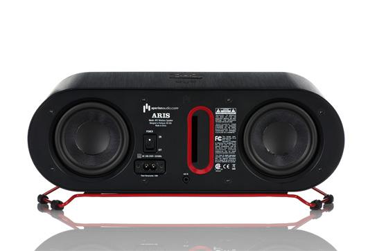 Aperion ARIS Speaker