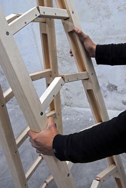 Corner Ladder
