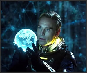 Prometheus: Featurette