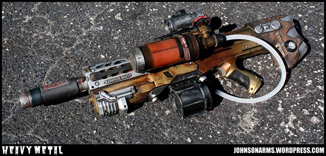 Johnson Arms