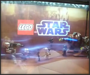 LEGO Star Wars Hologram
