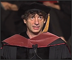 Neil Gaiman Keynote Address