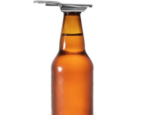Bottle Opener & Resealer