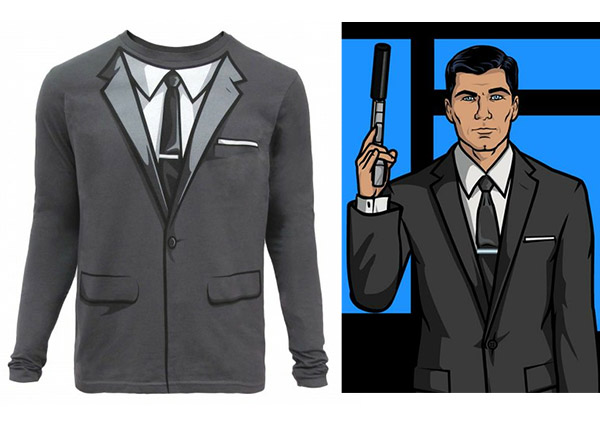 Archer Suit Shirt