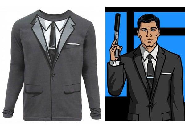 Archer Suit Shirt
