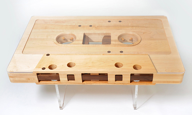 Mixtape Table