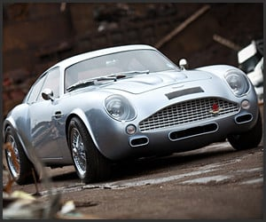 DB4 GT Zagato Evocation