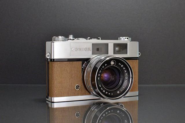 ILOTT Vintage Cameras