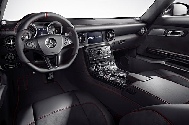 2013 MB SLS AMG GT
