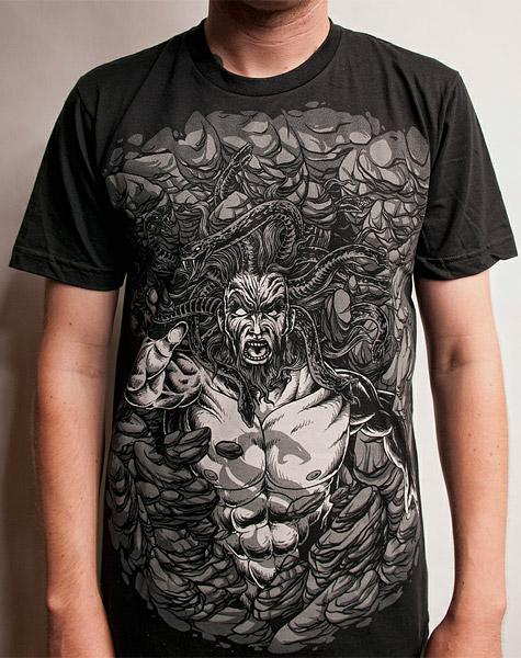 TwinSrpnt T-Shirts