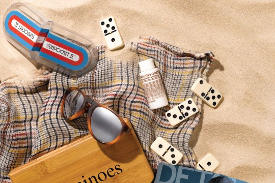 June Box of Awesome: Beach