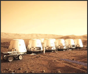 Mars One Private Colony