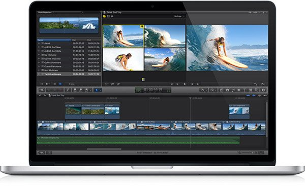 15″ MacBook Pro w/Retina Display