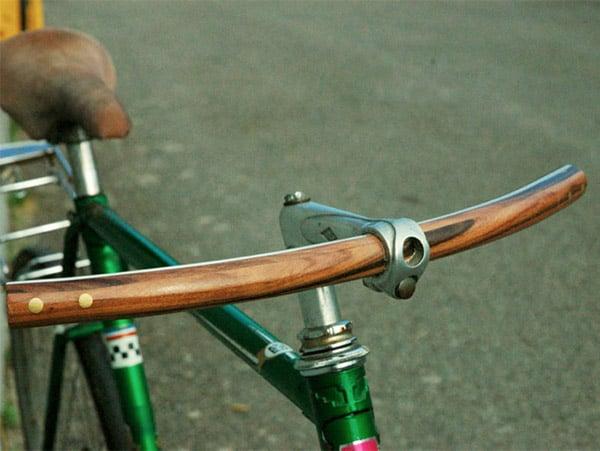 F&Y Wooden Handlebars