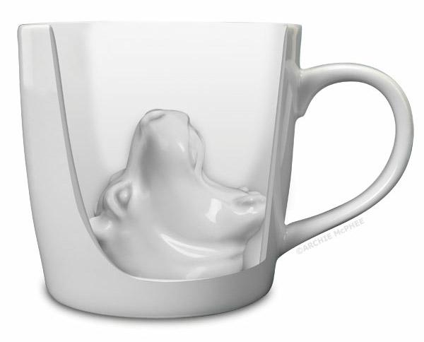 Hippo Attack! Mug