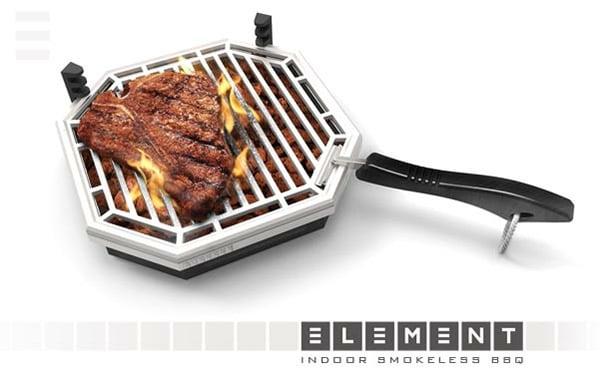 Element Smokeless BBQ