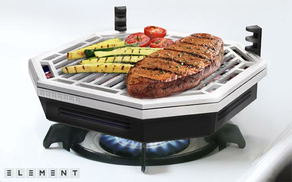 Element Smokeless BBQ