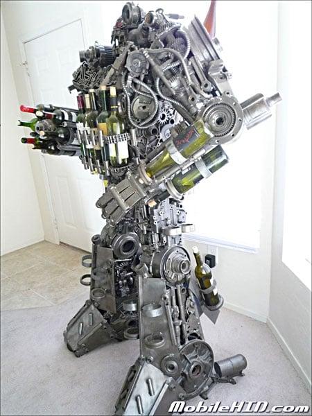Optimus Wine Rack