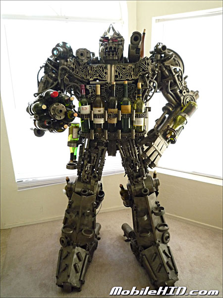 Optimus Wine Rack