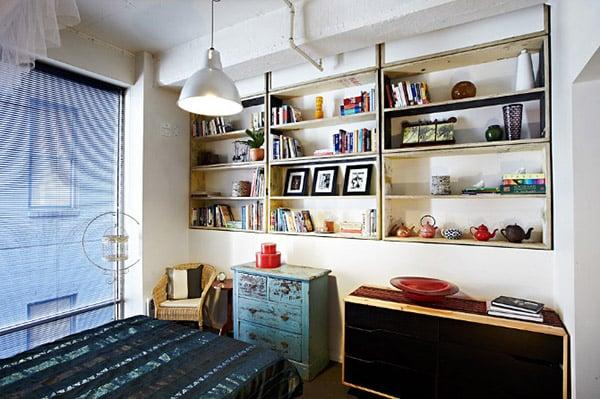 UnWaste Rotating Bookcase
