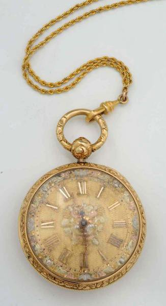 Abe Lincoln's Pocket Watch