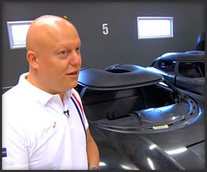 Koenigsegg Factory Tour